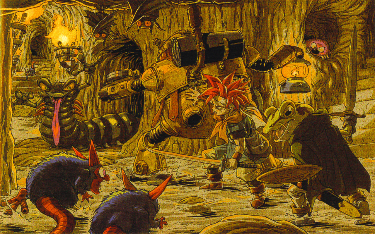 Retro Review: Chrono Trigger (SNES)