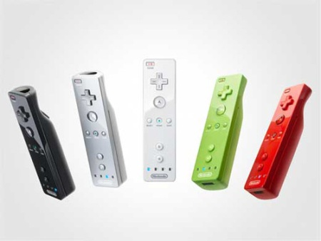 Rumor: Red and Black Wii Colors