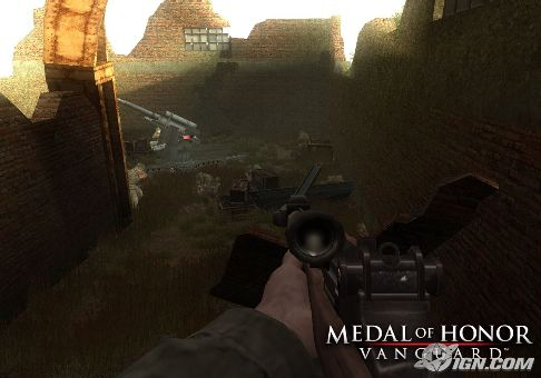 Medal of Honor Vanguard Trailer