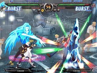 Guilty Gear for Wii?