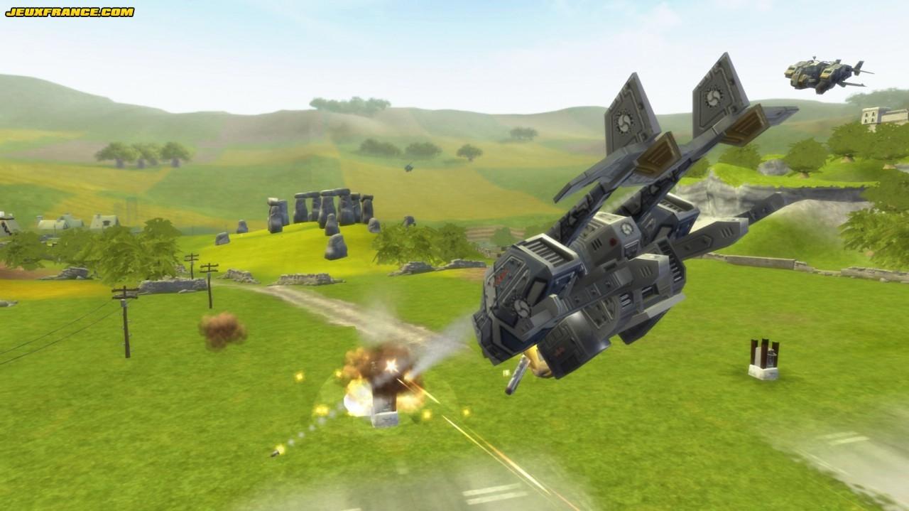 Battalion Wars 2 Screen - Pure Nintendo
