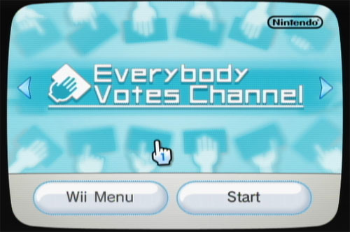Update: surprise new wii channel