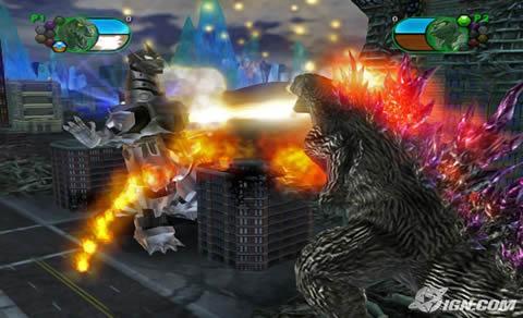 Godzilla: Unleashed Info