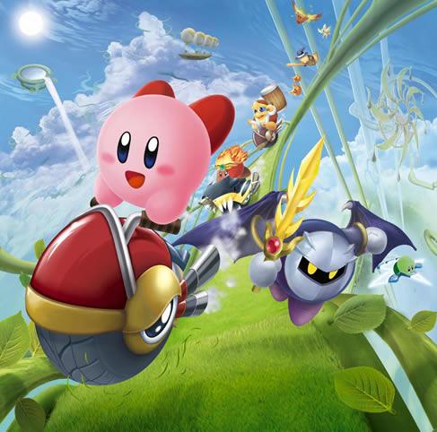 Kirby's Adventure/DK Bongo Blast