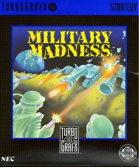 Military Madness gets Update