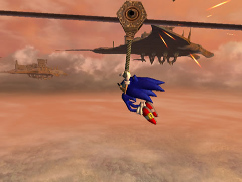 Sonic in Smash Bros?