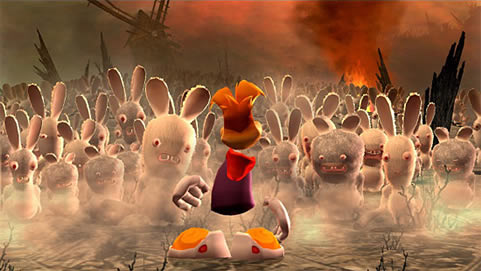 Review: Rayman Raving Rabbids
