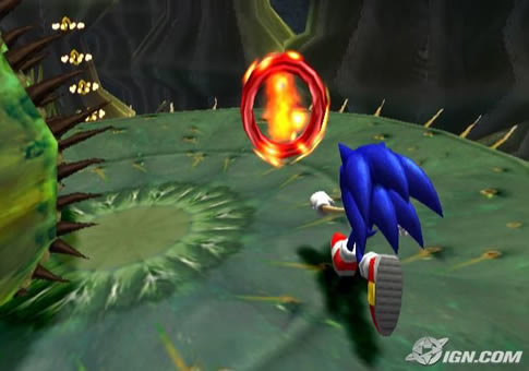 Sonic Multiplayer Footage