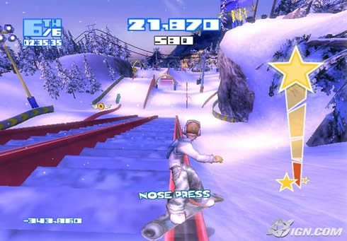 SSX: Meet the Racers