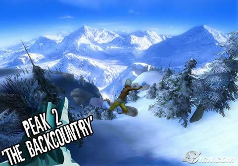SSX Gameplay Demo