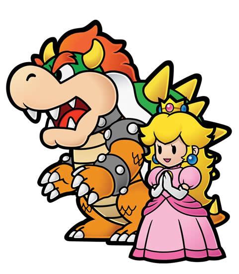 More Super Paper Mario Info