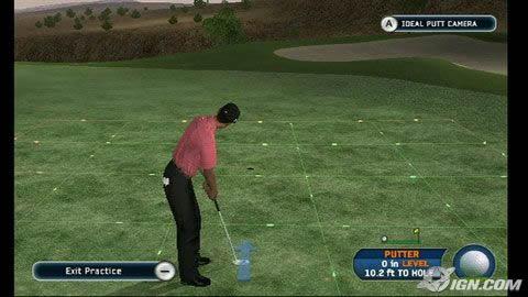 Tiger Woods Wii Trailer