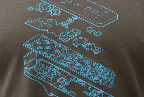 Wii Tii Shirt