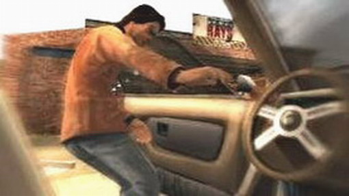 Driver Wii: Screens