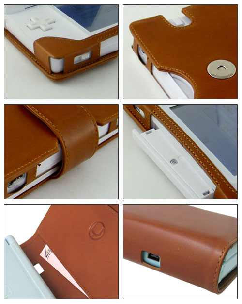 Cool Leather DS Lite Cases