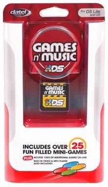 Mass Market DS Homebrew Cart