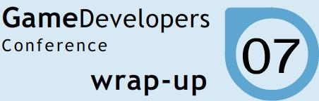 GDC07: Coverage Wrap-up