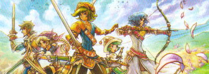 Heroes of Mana Coming to US