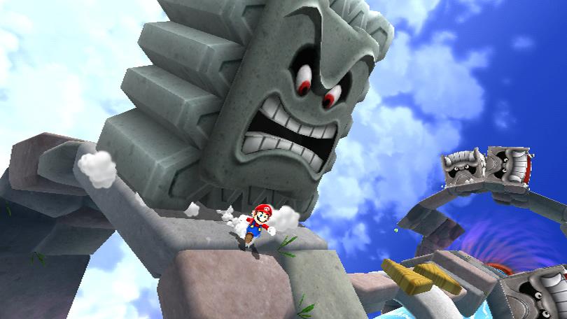 GDC07: Super Mario Galaxy High-Res Screens