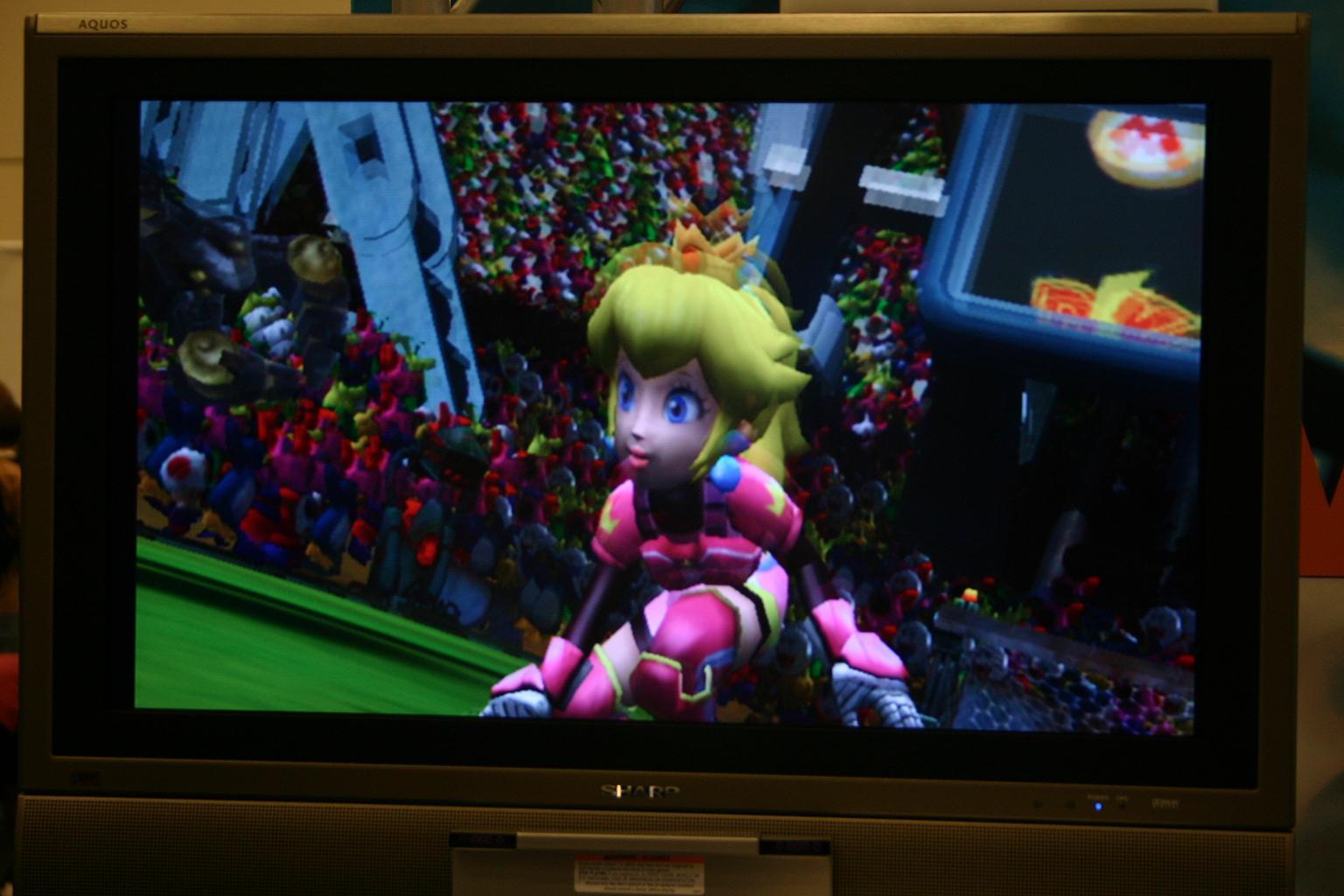 GDC07: Super Mario Strikers