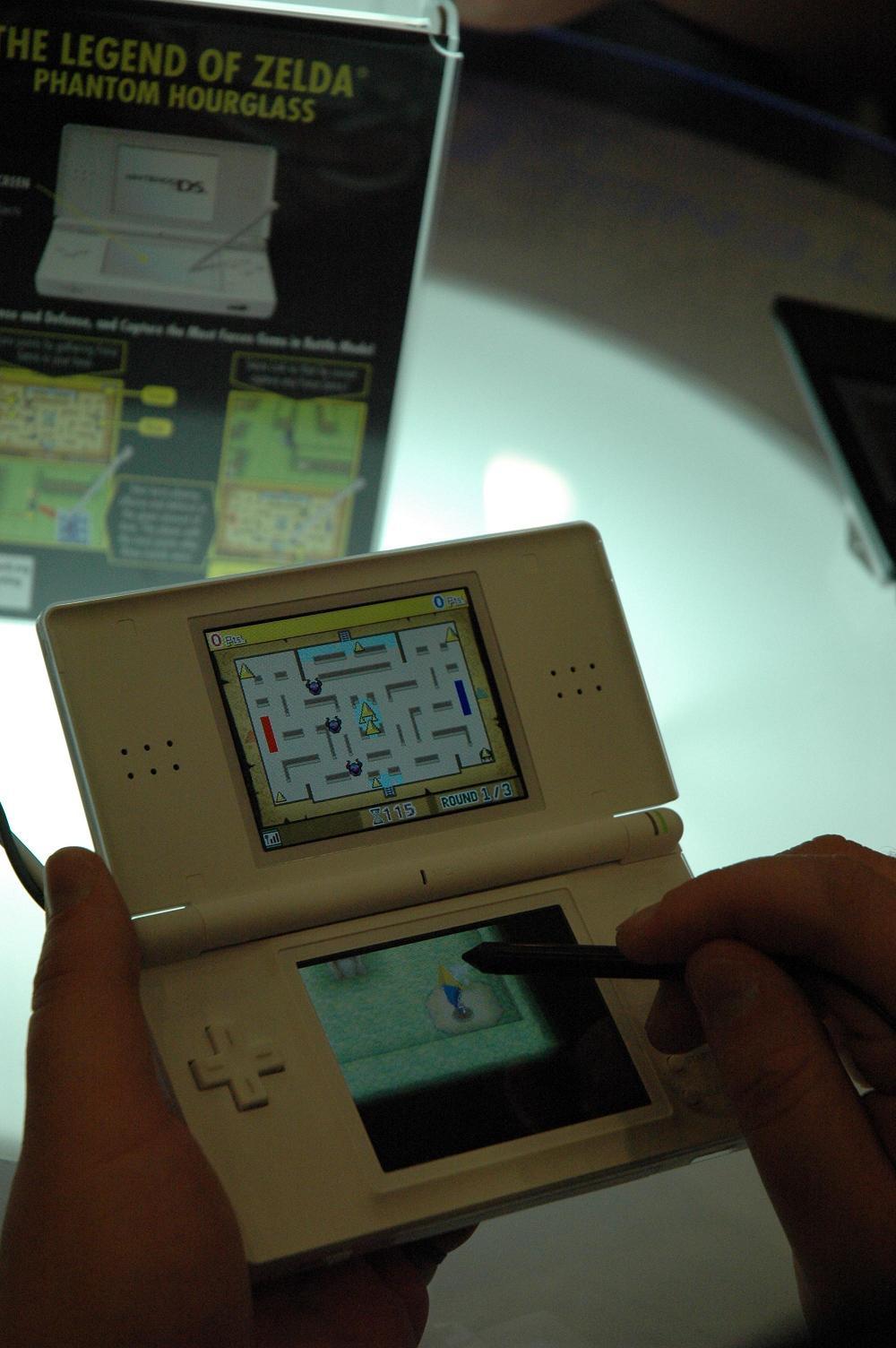 GDC07: Zelda Phantom Hourglass