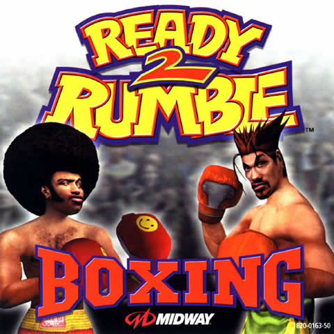 Ready 2 Rumble bound for Wii?