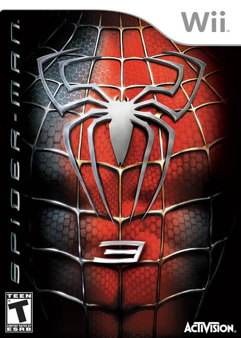 First Details: Spiderman 3 Wii