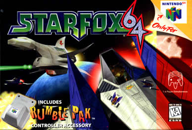 Star Fox 64 coming to the VC!!!!