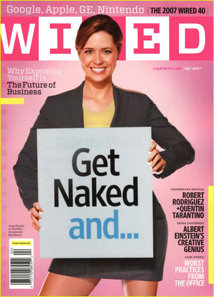 Wired magazine makes the transition - Talking Biz News