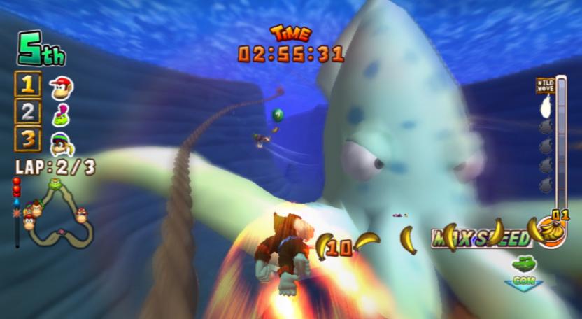 DK Jet: Screens