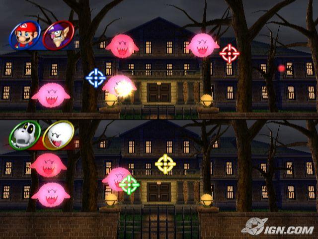 Mario Party 8: Screens