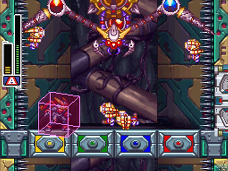 Mega Man ZX Advent: Screens