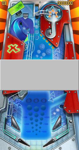 Powerball Pinball Constructor Screens