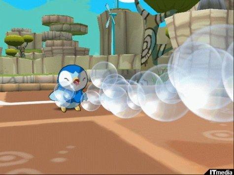 Pokemon Battrid Arcade Screens