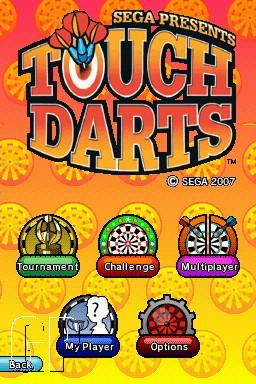 Sega Touch Darts