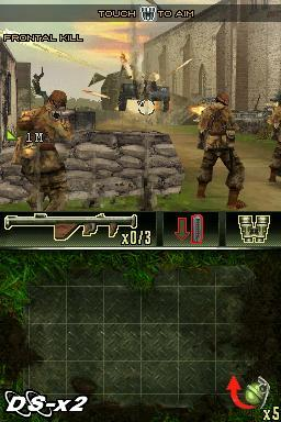 Brothers In Arms Screens