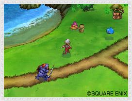 Dragon Quest IX Screens