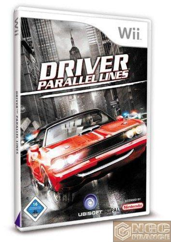Driver Parallel Lines: boxart