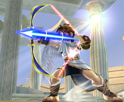 Smash Bros. Update: Pit Special Moves