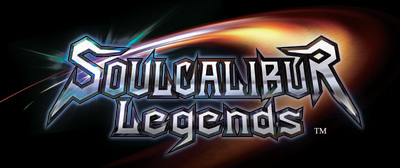 Soul Calibur Legends Artwork/Details