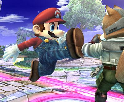 Smash Bros. Brawl Website Updated