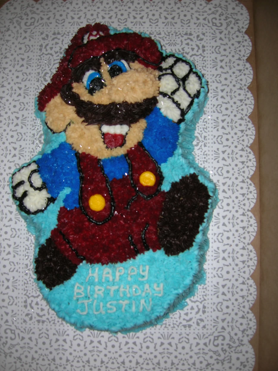 niwifi Birthday/Mario Party
