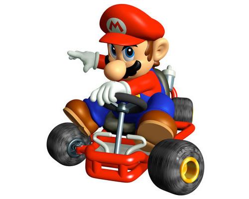 Rumor: Mario Kart Wii, New Hardware at E3