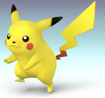 SSB Update: Kirby and Pikachu info
