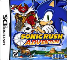 Sonic Rush Adventure Boxart?
