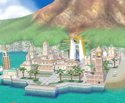 Smash Bros. Update: Delfino Plaza