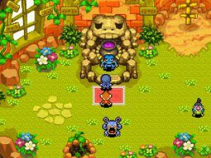 Pokemon Mystery Dungeon 2 Screens