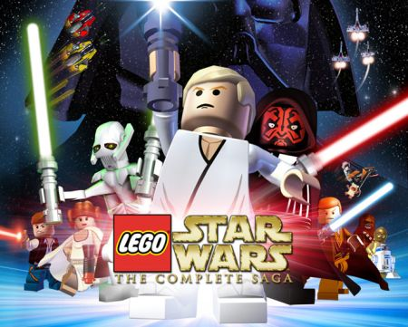 LEGO Star Wars Wii Controls