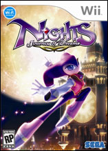 Possible NiGHTS Boxart