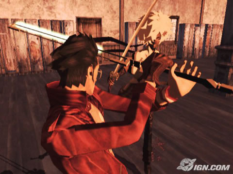No More Heroes Details